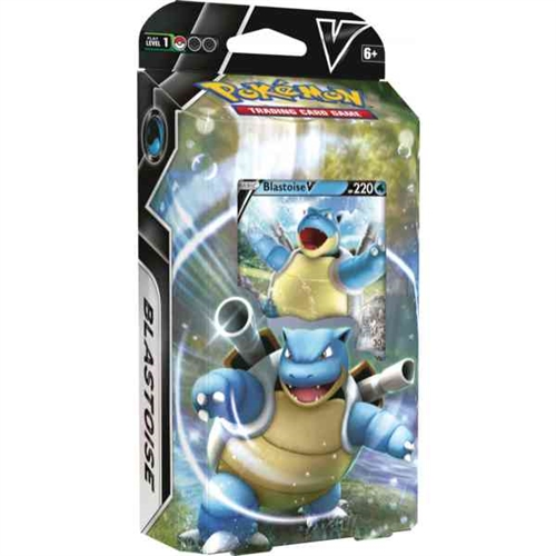 Pokemon V Battle Deck Blastoise V - Pokemon kort